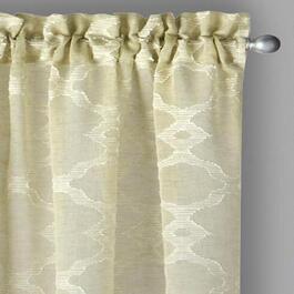 The Grainhouseamptrade 84 Sheer Clipped Jacquard Window Curtains