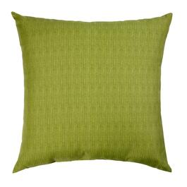 Solid Green Indoor/Outdoor Floor Cushion