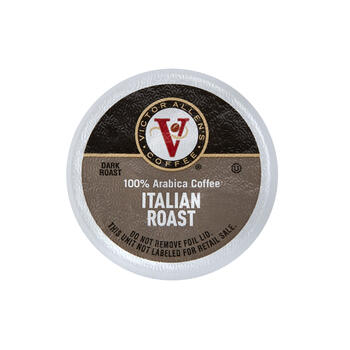 Victor Allen's® Italian Roast Coffee Pods, 100-Count view 1