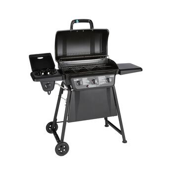 Char-Broil® Classic 3-Burner Gas Grill with Side Range view 2
