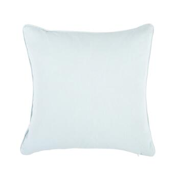 """Let It Snow"" Snowman Feather-Fill Throw Pillow view 2"