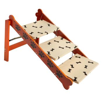 Paws and Bones Folding Pet Ramp