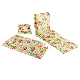 Garden Party Indoor/Outdoor Chair Pads Collection