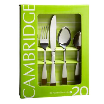 Cambridge® Madison Flatware Set, 20-Piece view 2
