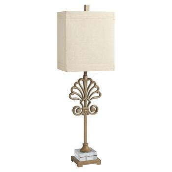 "36"" Fan Buffet Lamp"