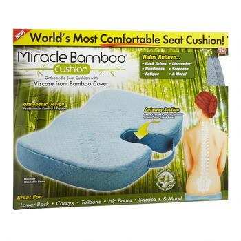 As Seen on TV Miracle Orthopedic Seat Cushion view 2