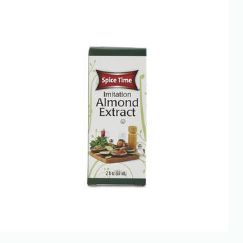 Spice Time Imitation Almond Extract view 1