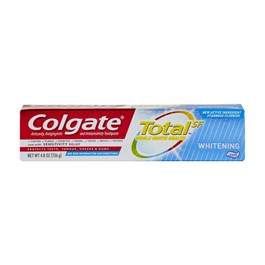 COLGATE TOTAL TP WHITENING 4Z view 1