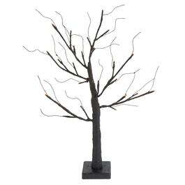 2' Halloween LED Tree with Timer