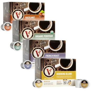 42-Count Victor Allen's® Coffee Pods