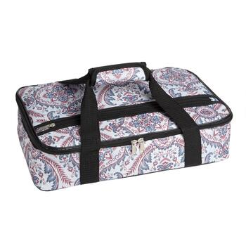 Harvest Damask Print Insulated Casserole Carrier
