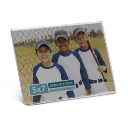 "5"" x 7"" Horizontal Picture Frame view 1"