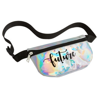 """Future Mrs."" Reflective Fanny Pack view 1"