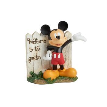 Disney 8 Mickey Mouse Fence Garden Decor Christmas Tree Shops