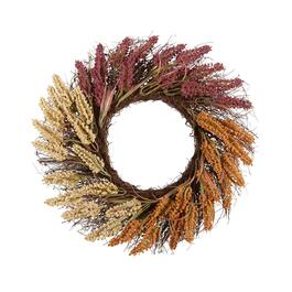 "The Grainhouse™ 22.5"" Wheat Wreath"