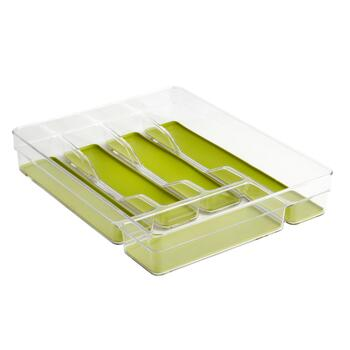 Colored Silicone Cutlery Tray
