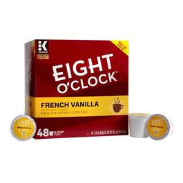 Keurig® Eight O'Clock® French Vanilla Coffee Pods, 48-Count