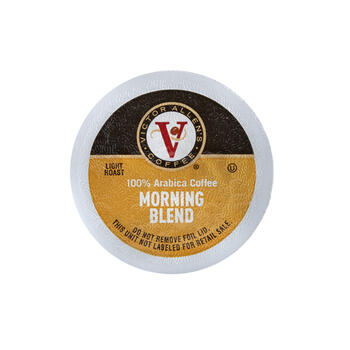 Victor Allen's® Morning Blend Coffee Pods, 100-Count view 1