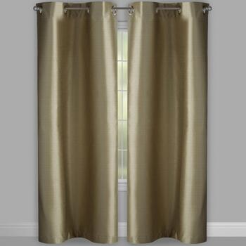 Solstice™ Room Darkening Grommet Window Curtains, Set of 2 view 2