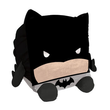 Batman™ Bean Bag Cuddle Buddy view 1