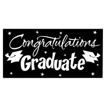 2.75'x5' Graduation Party Sign