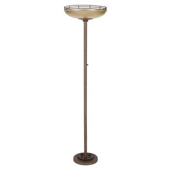 "72.5"" Traditional Torchiere Floor Lamp"