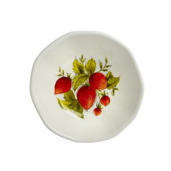 "Tuscan Table 9"" Fruit Pasta Bowl view 2"