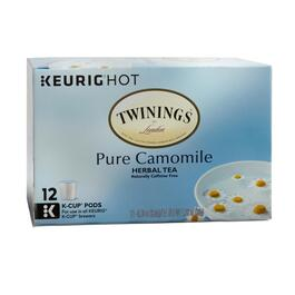 Keurig® Hot Twinings® Pure Chamomile Pods, 6-Boxes