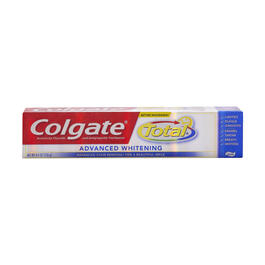 COLGATE TOT TP WHITENING 8oz view 1