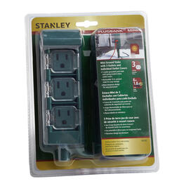 Stanley® 3-Outlet Grounded Yard Stake view 1