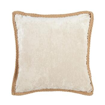 """Give Thanks with a Grateful Heart"" Square Throw Pillow view 2"
