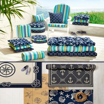 Indoor/Outdoor Cushions