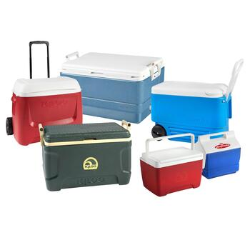 Igloo® Rugged Cooler Collection