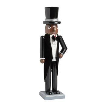"15"" African American Groom Nutcracker"