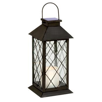 Diamond Solar Lantern Light