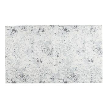 "2'3"" x 4'1"" Gray Swirl Accent Rug"