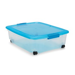 36-Quart Undered Storage Bins, 2-Pack view 1