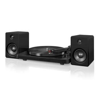 Victrola Bluetooth® Turntable and Speaker Set