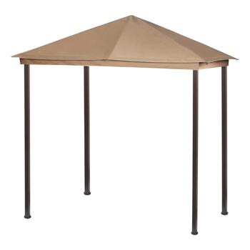 10'x10' Gazebo Pyramid Canopy Replacement view 2