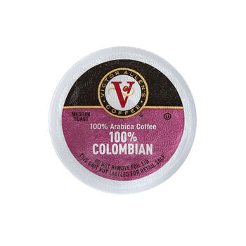 Victor Allen's® 100% Columbian Coffee Pods, 60-Count view 1
