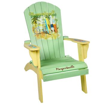 Margaritaville Green Island Life Adirondack Chair Christmas Tree Shops And That Home Decor Furniture Gifts Store