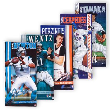 Sport Team Players Licensed Towel Collection