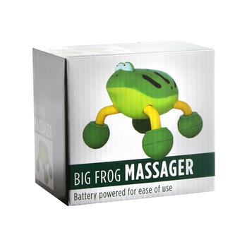 Frog Handheld Electric Massager view 2