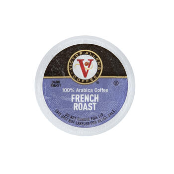 Victor Allen's® French Roast Coffee Pods, 60-Count view 1