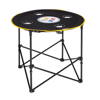 NFL Pittsburgh Steelers Folding Table