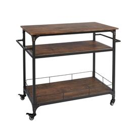 The Grainhouse™ Industrial Kitchen Cart