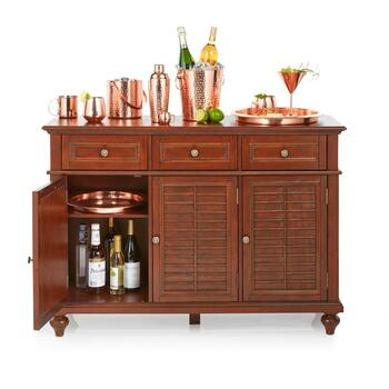 Dining Buffet & Copper Barware
