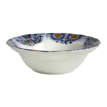 Tuscan Scroll Serving Bowl