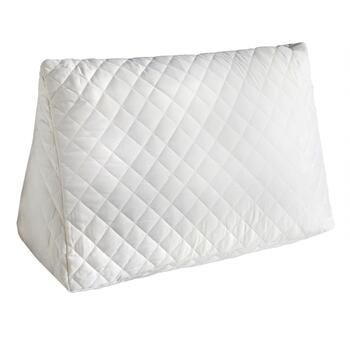 Quilted Reading Wedge
