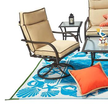 Reversible Patio Mats